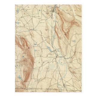 1 Sheffield sheet Postcard