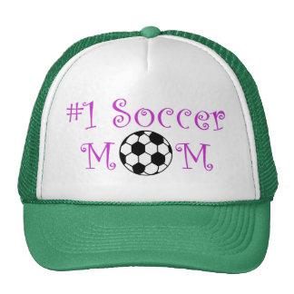 #1 Soccer Mom Cap