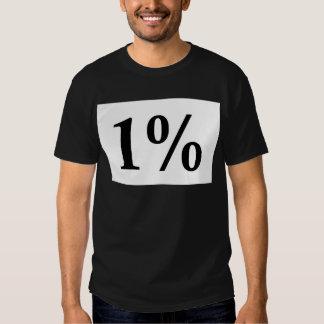 1% T-SHIRTS
