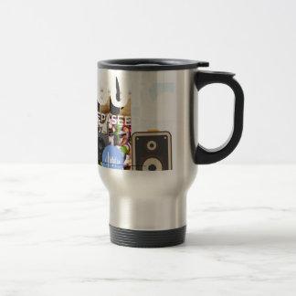 1 Tour Ringtone Travel Mug