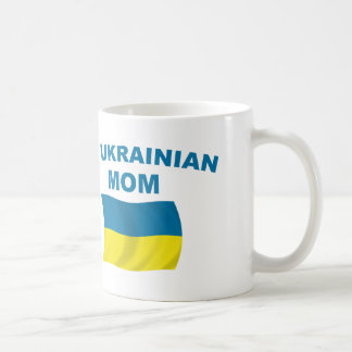 #1 Ukrainian Mom Coffee Mug
