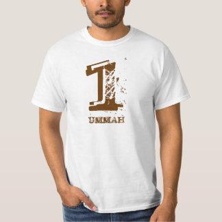 1 UMMAH TEE SHIRT