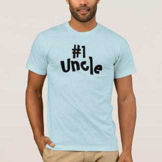 #1 Uncle T-Shirt