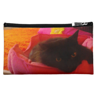 1For my girls, all the kitties in one place Makeup Bag
