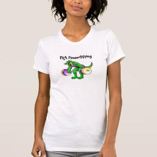 1FRA  Powerlifting T-Shirt