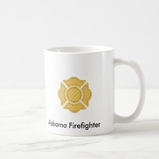 1LOGO11, Alabama Firefighter Coffee Mug