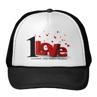 1Love Hat One Million Members