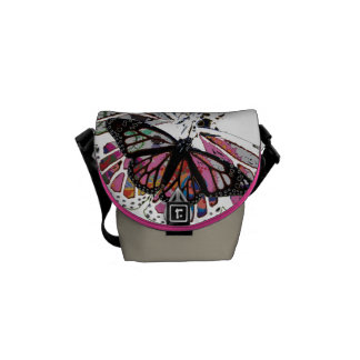 """1PEACE """"tiny soft wings"""" Commuter Bags"""