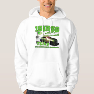 1SIKSS Synergy Green Supercharged SS Hoodie