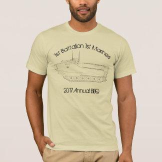 1st1st BBQ T-Shirt