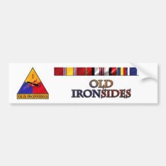 1st AD Afghanistan Veteran Bumper Stickers
