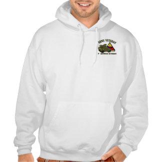 1st AD Vet - M2 Bradley Hooded Sweatshirt