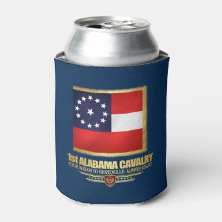 1st Alabama Cavalry Can Cooler