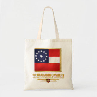 1st Alabama Cavalry Tote Bag