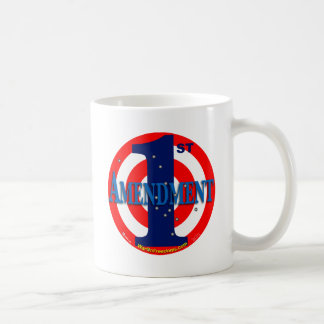 1st Amendment Mugs