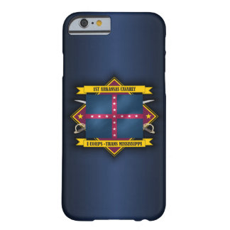 1st Arkansas Cavalry (v5) Barely There iPhone 6 Case