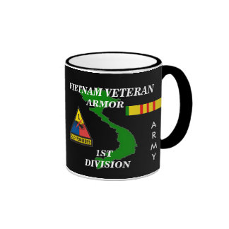 1st Armor Vietnam Coffee Mug 1/b