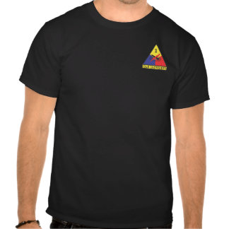 1st Armored Division (Cavalry) T-shirts