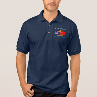 1ST ARMORED DIVISION COLD WAR POLO SHIRT