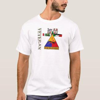 1st Armored Division Desert Storm Veteran T-Shirt
