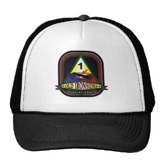 1st Armored Division Genuine Draft Mesh Hats