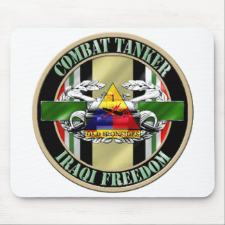 1st Armored Division Iraq Veteran Mousepads