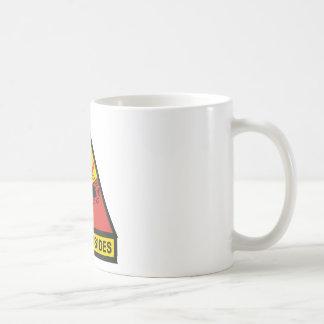 1st Armored Division Coffee Mug