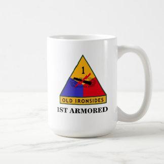 1ST Armored Division Mug