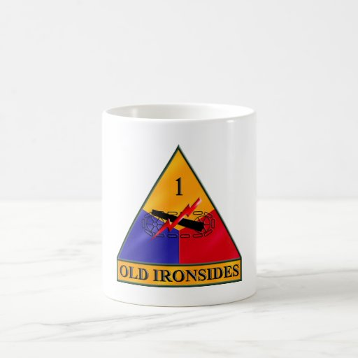 1st Armored Division Coffee Mugs