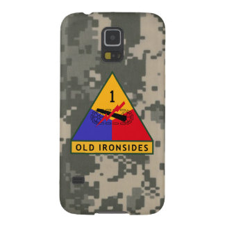 1st Armored Division Old Ironsides Cases For Galaxy S5