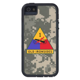 1st Armored Division Old Ironsides iPhone 5 Case