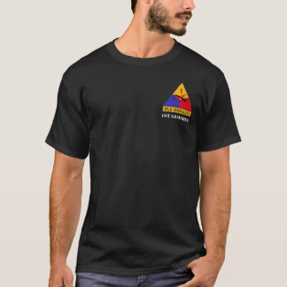 "1st Armored Division ""Old Ironsides"" T-Shirt"