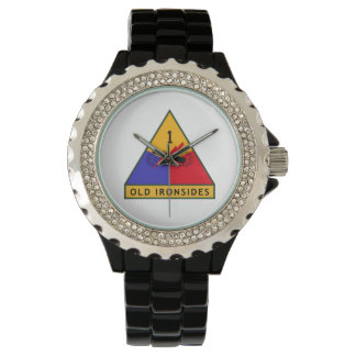 "1st Armored Division ""Old Ironsides"" Wristwatches"