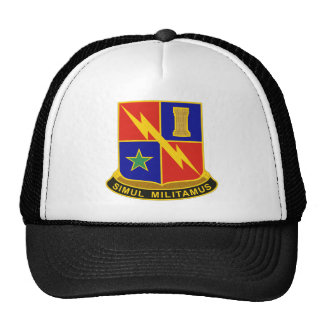 1st Armored Division Special Troops Battalion Mili Hats