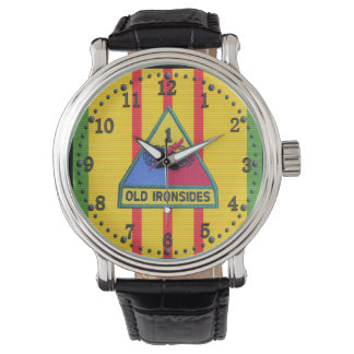 1st Armored Division VSM Watch