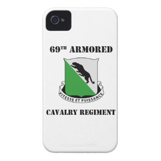 1st Armored Division W/Text iPhone 4 Case