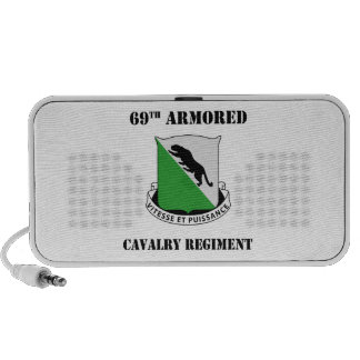 1st Armored Division W/Text PC Speakers