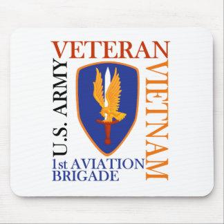 1st AVN BDE - Vietnam Veteran Mouse Pad