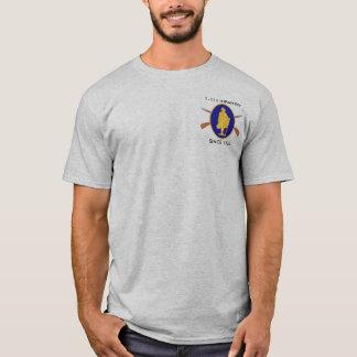 1st Battalion, 111th Infantry T-Shirt