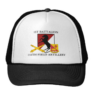 1ST BATTALION 144TH FIELD ARTILLERY HAT