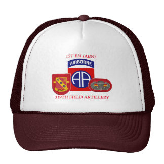 1ST BATTALION 319TH FIELD ARTILLERY HAT