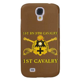 1ST BATTALION 5TH CAVALRY 1ST CAVALRY CASE SAMSUNG GALAXY S4 CASES
