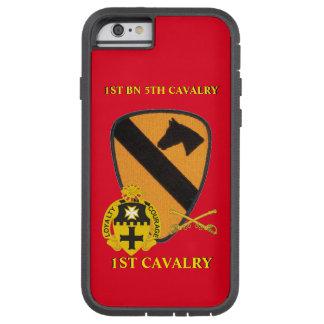 1ST BATTALION 5TH CAVALRY 1ST CAVALRY CASE TOUGH XTREME iPhone 6 CASE