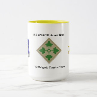 1ST Battalion 68TH Armor 3RD BCT 4TH Infantry Mug