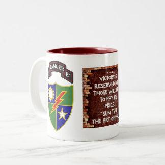 1st Battalion - 75th Ranger Regiment - Victory Mug