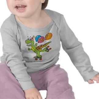 1st Birthday Dinosaur Tshirts