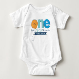 1st Birthday NICU Graduate Shirt