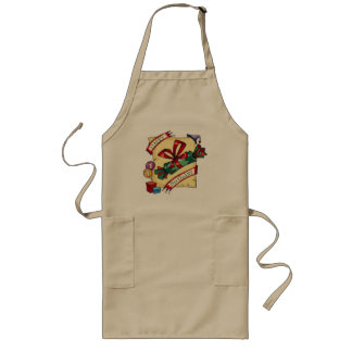 1st Birthday Party Gifts Long Apron