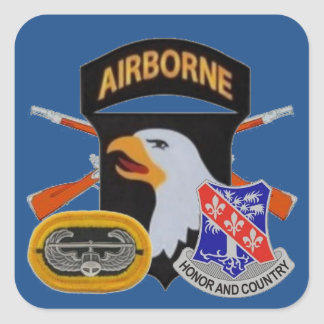 1ST BN 327TH INFANTRY 101ST AIRBORNE STICKERS