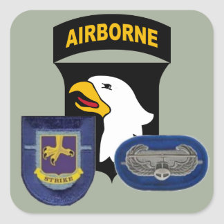 1ST BN 502D INFANTRY 101ST AIRBORNE STICKERS